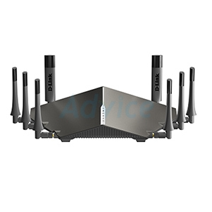 Router D-LINK (DIR-895L) Wireless AC5300 Dual Band Gigabit (Grey)