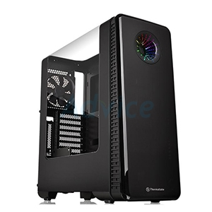 ATX Case (NP) Thermaltake VIEW 28 RGB (Black)