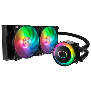 LIQUID COOLING COOLER MASTER MasterLiquid ML240R RGB