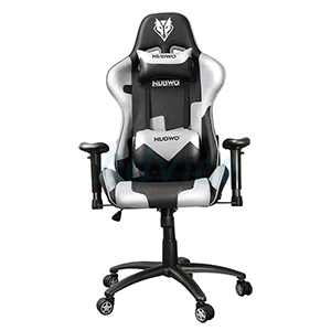 Chair Nubwo Emperor NBCH-011 (Black/White)