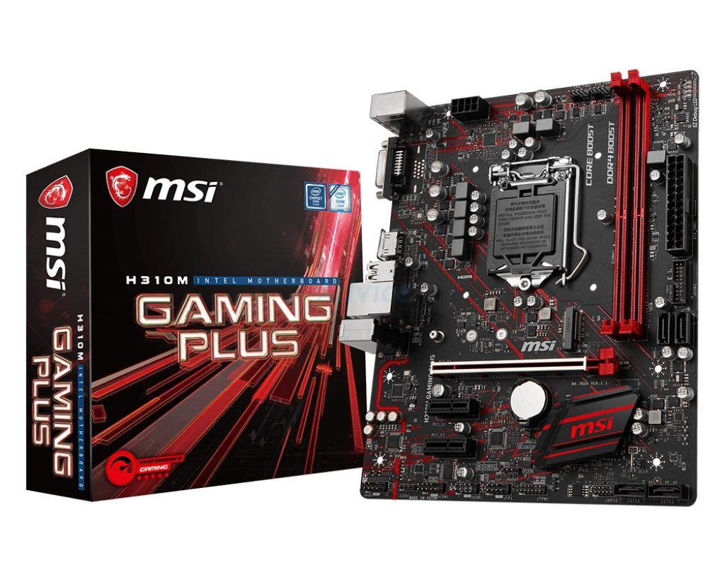 (1151V2) MSI H310M GAMING PLUS