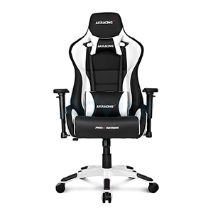 CHAIR Akracing Pro X  (White/Black)