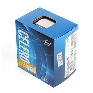 CPU Intel Celeron G4900 (Box Ingram/Synnex)
