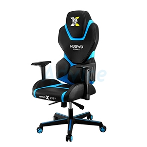 Chair Nubwo Emperor X101 (Black/Blue)