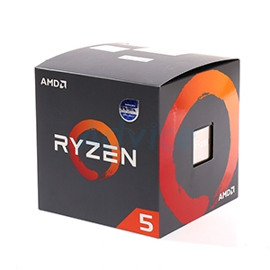 CPU AMD Ryzen5 2600X
