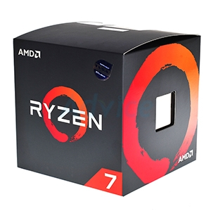 CPU AMD Ryzen7 2700