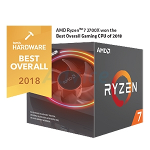 CPU AMD Ryzen7 2700X