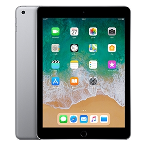 Tablet 9.7'' (Wifi) IPAD (2018) 32GB. (MR7F2TH/A,iStudio) Space Gray