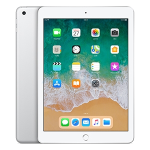 Tablet 9.7'' (Wifi) IPAD (2018) 128GB. (MR7K2H/A,iStudio) Silver