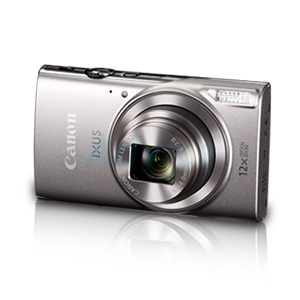 Digital Camera CANON (IXUS 285) Silver
