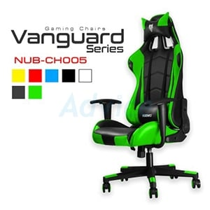 Chair Nubwo Vanguard NBCH-05 (Black/Green)