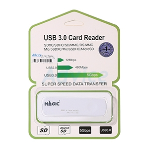 Ext.Card Reader All in 1