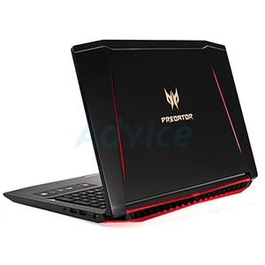 Notebook Acer Predator PH315-51-72TR/T001 (Black)