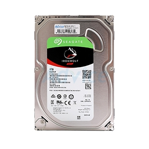 1 TB HDD Seagate IRONWOLF (5900RPM, 64MB, SATA-3, ST1000VN002)