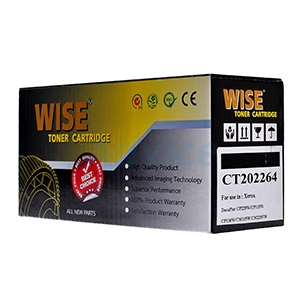 Toner-Re FUJI-XEROX CT202264 BK - WISE