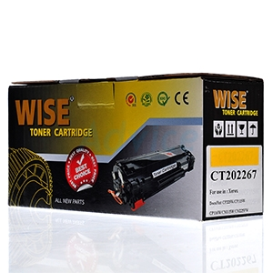 Toner-Re FUJI-XEROX CT202267 Y - WISE