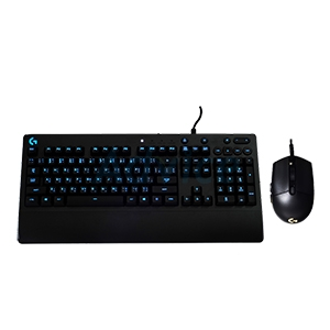 SET COMBO LOGITECH MOUSE G102 + KEYBOARD G213 GAMING