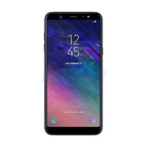 SAMSUNG Galaxy A6 Plus (A605G/DS  Blue)