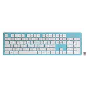 USB Keyboard OKER (K2500) Green