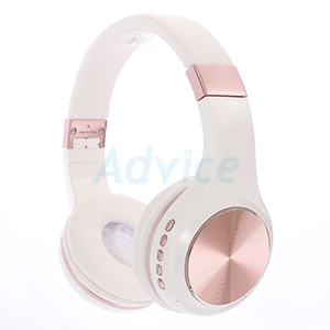Headphone BLUETOOTH OKER (SM-1601) Pink