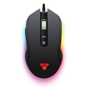 OPTICAL MOUSE FANTECH X5S ZEUS GAMING  (BLACK)
