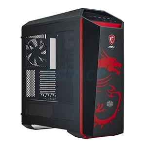 ATX Case (NP) COOLER MASTER Maker 5 MSI Edition