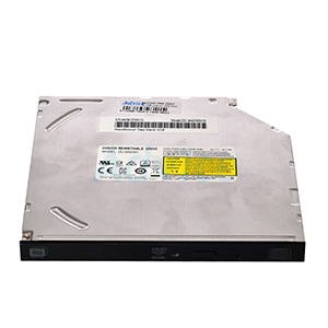 N/B DVD RW SATA 8X LITE-ON (DU-8AESH) 9.5mm. (B/P)