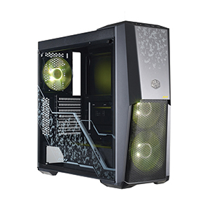 ATX Case (NP) COOLERMASTER MB500 TUF Edition