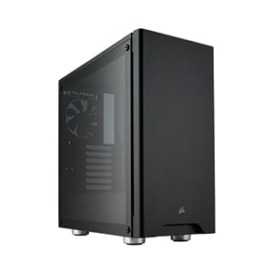 ATX Case (NP) CORSAIR 275R TG Black (CC-9011132-WW)