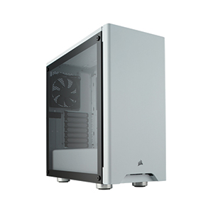 ATX Case (NP) CORSAIR 275R TG White (CC-9011133-WW)