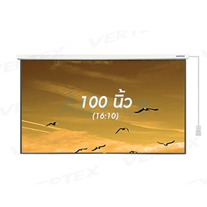 Motorized Screen VERTEX (100