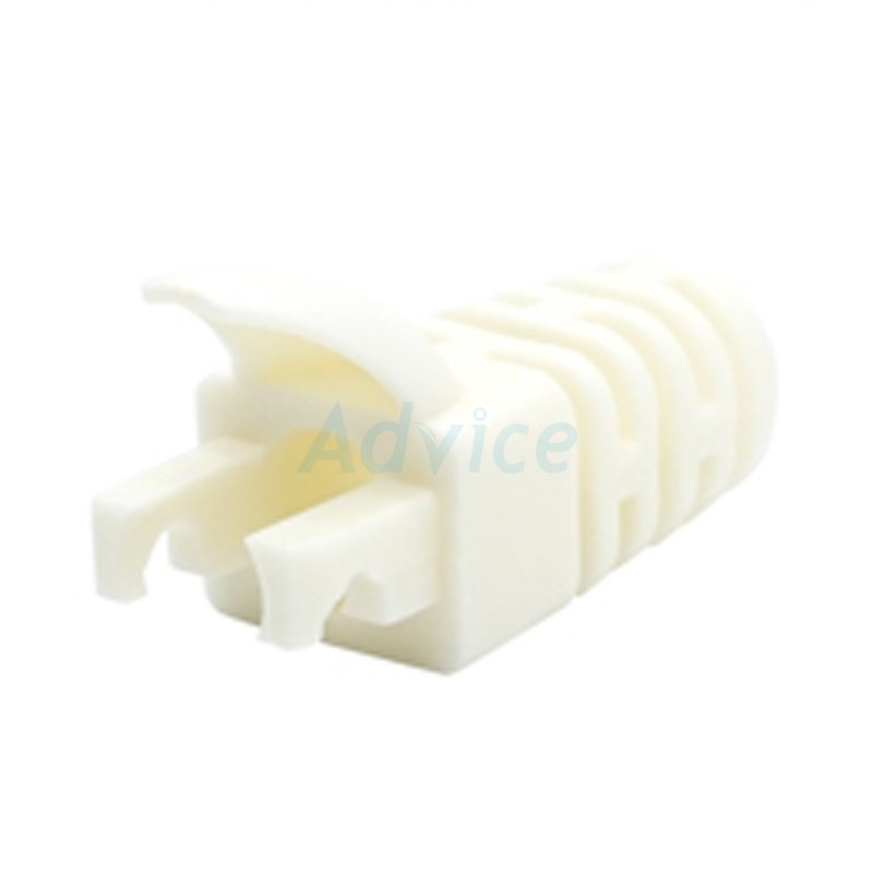 Plug Boots CAT6 LINK (US-6621) White