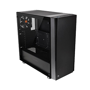 ATX Case (NP) Thermaltake Versa J21 TG (Black)