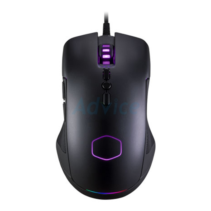 OPTICAL MOUSE COOLERMASTER CM310 RGB