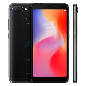 XIAOMI REDMI 6 4+64 Black