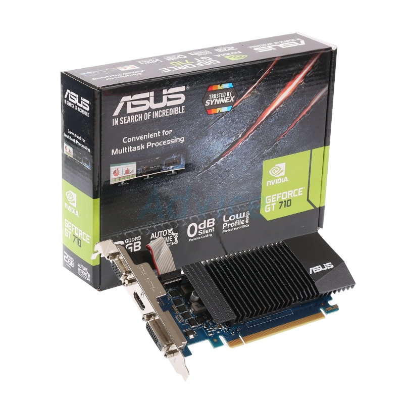 2GB DDR5 GT710 ASUS (Silent)