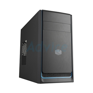 mATX Case (NP) COOLER MASTER E300L (Black/Blue)