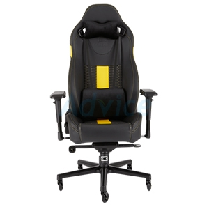 CHAIR CORSAIR T2 Warrior(Black/Yellow) (By Order)