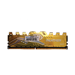 RAM DDR4(2400) 4GB Apacer Panther Silver Golden