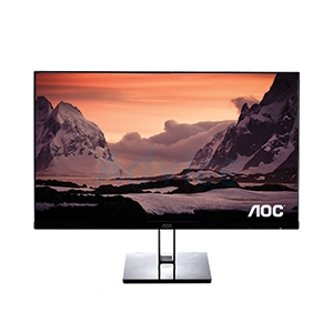 Monitor 27'' AOC 27V2Q/67 (IPS, HDMI, DP) 75Hz
