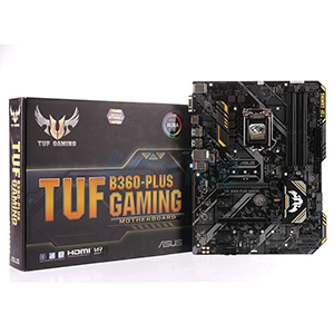 (1151V2) ASUS TUF B360 PLUS GAMING