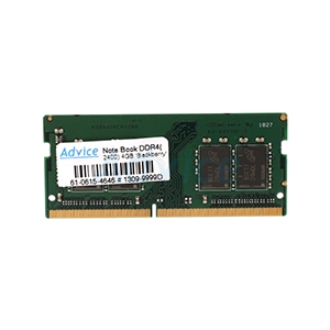 RAM DDR4(2400, NB) 4GB Blackberry 8Chips