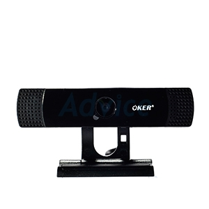 WEBCAM OKER (A455) BLACK