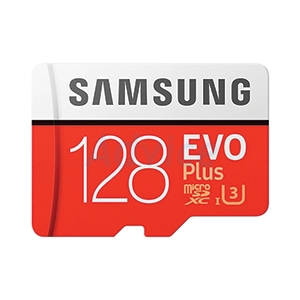 Micro SD 128GB SAMSUNG EVO Plus (U3 100MB/s.)