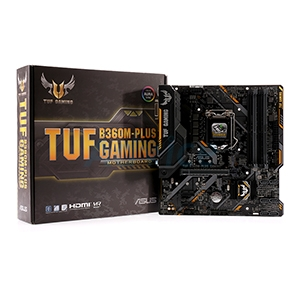 (1151V2) ASUS TUF B360M PLUS GAMING