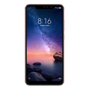 XIAOMI REDMI Note 6 Pro 4+64Gb Rose Gold