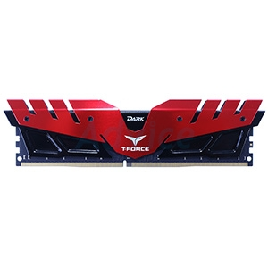 RAM DDR4(2666) 8GB TEAM Dark Red