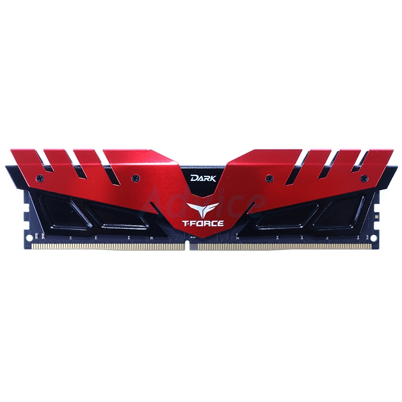 RAM DDR4(2666) 16GB TEAM Dark Red