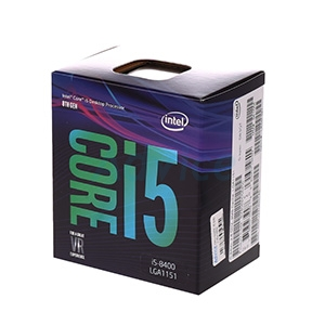 CPU INTEL CORE I5 - 8400 LGA 1151V2 (ORIGINAL)