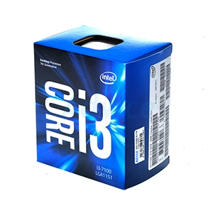 CPU Intel Core i3 - 7100 (Box WPG)